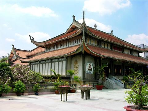 Chùa Vĩnh Nghiêm, Bắc Giang